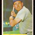 BOSTON RED SOX GEORGE KELL 1954 BOWMAN # 50 VG/EX