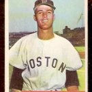 BOSTON RED SOX MILT BOLLING 1954 BOWMAN # 130 VG