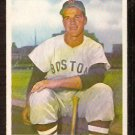 BOSTON RED SOX TED LEPCIO 1954 BOWMAN # 162 VG+/EX