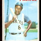 PITTSBURGH PIRATES WILLIE STARGELL 1970 TOPPS # 470 EM/NM
