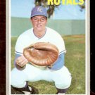 KANSAS CITY ROYALS JIM CAMPANIS 1970 TOPPS # 671 EX/NM