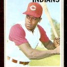 CLEVELAND INDIANS FRANK BAKER 1970 TOPPS # 704 NR MT