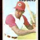 CLEVELAND INDIANS FRANK BAKER 1970 TOPPS # 704 NR MT