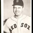 BOSTON RED SOX VIC WERTZ 1958-62 JAY PUBLISHING PICTURE PACK PHOTO
