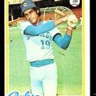 CHICAGO CUBS MANNY TRILLO 1978 TOPPS # 123 EX/EM