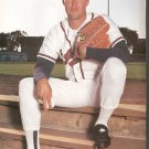 ATLANTA BRAVES GREG MADDUX 1995 PINUP PHOTO