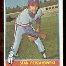 TEXAS RANGERS STAN PERZANOWSKI 1976 TOPPS # 388 VG/EX