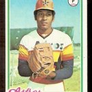 HOUSTON ASTROS JAOQUIN ANDUJAR 1978 TOPPS # 158 VG+