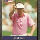 STEVE PATE 1990 PRO SET PGA TOUR CARD # 8