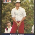 KENNY PERRY 1990 PRO SET PGA TOUR CARD # 7