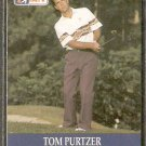 TOM PURTZER 1990 PRO SET PGA TOUR CARD # 5