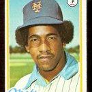 NEW YORK METS NINO ESPINOSA 1978 TOPPS # 197 NR MT