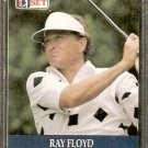 RAY FLOYD 1990 PRO SET PGA TOUR CARD # 17
