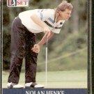 NOLAN HENKE 1990 PRO SET PGA TOUR CARD # 22