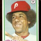 PHILADELPHIA PHILLIES JOSE CARDENAL 1978 TOPPS # 210