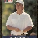 BRIAN TENNYSON 1990 PRO SET PGA TOUR CARD # 24