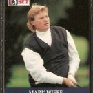 MARK WIEBE 1990 PRO SET PGA TOUR CARD # 29