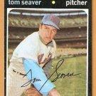 NEW YORK METS TOM SEAVER 1971 TOPPS # 160 EX/EM