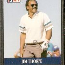 JIM THORPE 1990 PRO SET PGA TOUR CARD # 43