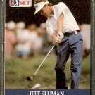 JEFF SLUMAN 1990 PRO SET PGA TOUR CARD # 45