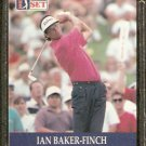 JAN BAKER-FINCH 1990 PRO SET PGA TOUR CARD # 47