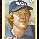 CHICAGO WHITE SOX DON KIRKWOOD 1978 TOPPS # 251