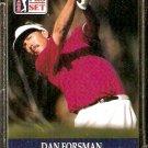 DAN FORSMAN 1990 PRO SET PGA TOUR CARD # 59