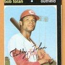 CINCINNATI REDS BOB TOLAN 1971 TOPPS # 190 EX SMC
