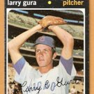 CHICAGO CUBS LARRY GURA 1971 TOPPS # 203 good