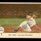 1959 FLEER TED WILLIAMS # 31 SOX LOSE THE SERIES G+/VG BOSTON RED SOX