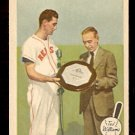 1959 FLEER TED WILLIAMS # 32 MOST VALUABLE PLAYER  BOSTON RED SOX