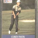 COREY PAVIN 1990 PRO SET PGA TOUR CARD # 62