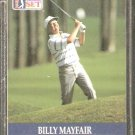 BILLY MAYFAIR 1990 PRO SET PGA TOUR CARD # 70