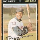 MINNESOTA TWINS ROD CAREW 1971 TOPPS # 210 good