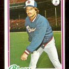 ATLANTA BRAVES JAMIE EASTERLY 1978 TOPPS # 264 EX/EM