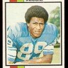 DETROIT LIONS RON JESSIE 1973 TOPPS # 151 G/VG
