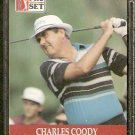 CHARLES COODY 1990 PRO SET PGA TOUR CARD # 83