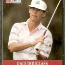 DALE DOUGLASS 1990 PRO SET PGA TOUR CARD # 90