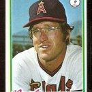 CALIFORNIA ANGELS GARY ROSS 1978 TOPPS # 291 EX