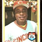 CINCINNATI REDS JOE MORGAN 1978 TOPPS # 300 VG