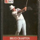 BRUCE CRAMPTON 1990 PRO SET PGA TOUR CARD # 92