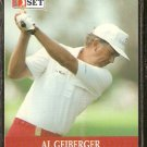 AL GEIBERGER 1990 PRO SET PGA TOUR CARD # 95