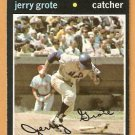 NEW YORK METS JERRY GROTE 1971 TOPPS # 278 EM