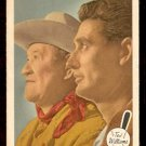 1959 FLEER TED WILLIAMS # 70 TED WILLIAMS & JIM THORPE VG BOSTON RED SOX