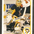 PITTSBURGH PENGUINS FRANK PIETRANGELO 1990 UPPER DECK # 403