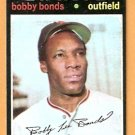 SAN FRANCISCO GIANTS BOBBY BONDS 1971 TOPPS # 295 EX MT