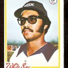 CHICAGO WHITE SOX HENRY CRUZ 1978 TOPPS # 316 NM OC