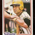 PITTSBURGH PIRATES JIM FREGOSI 1978 TOPPS # 323 EX