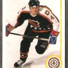 WASHINGTON CAPITALS KEVIN HATCHER 1990 UPPER DECK # 486