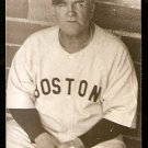 BOSTON RED SOX STEVE O'NEILL (1950-1951) POSTCARD